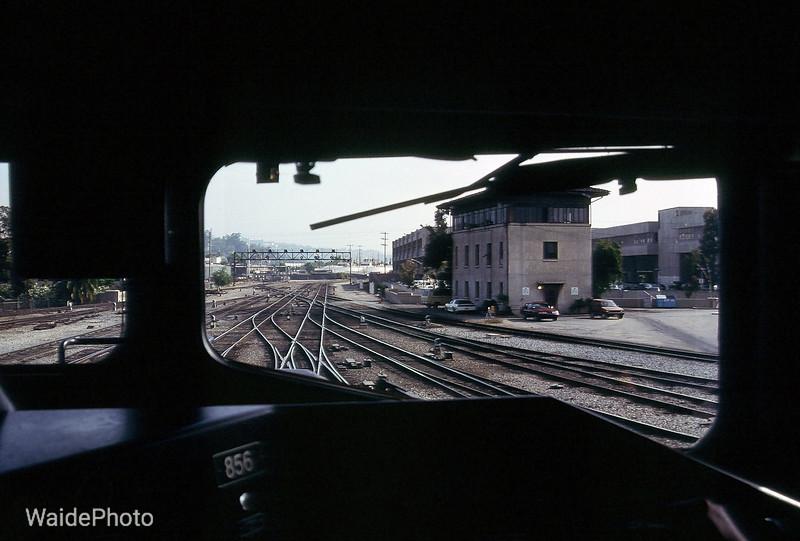 Terminal Tower, Union Station, Los Angeles, California 1993.