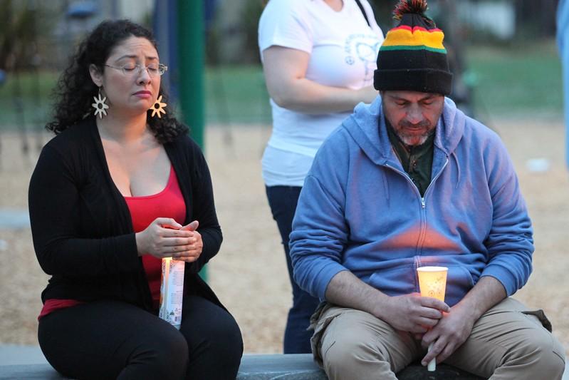 Charlottesville Vigil - Castro Valley 8-13-2017-Mickey Souza-19.JPG