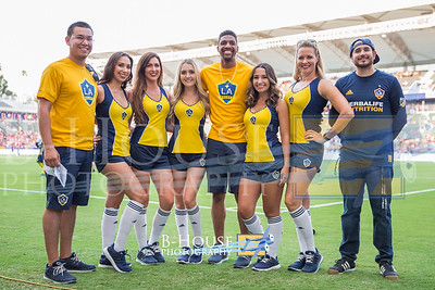 LA Galaxy Star Squad