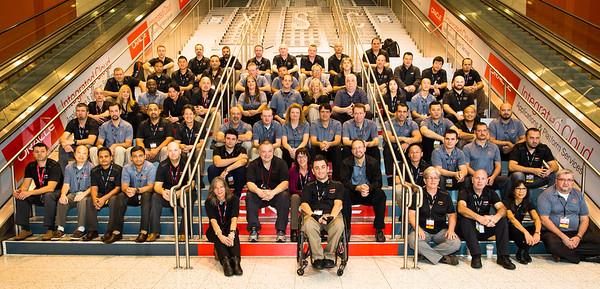 GIT Team at Openworld 2015
