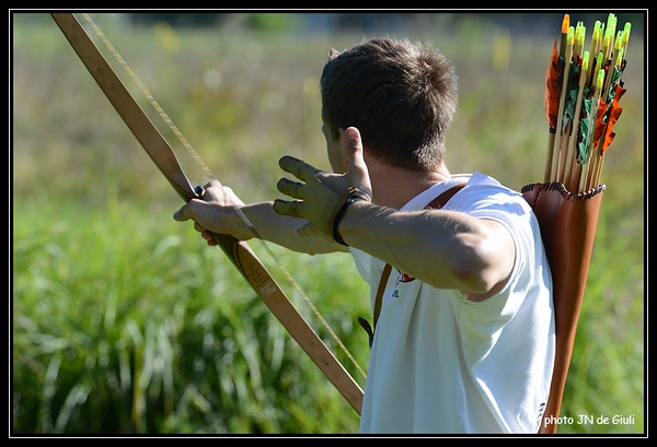 Top Archers Jussy 2013