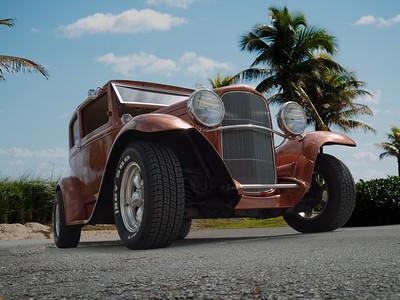 1931 Ford Vicky Bronze Con Timpf