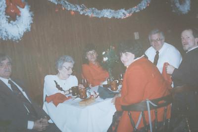 ATSCO Christmas Party 1989