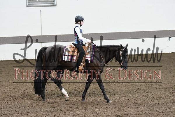 Champion 4-H JR/Int. Western Horsemanship