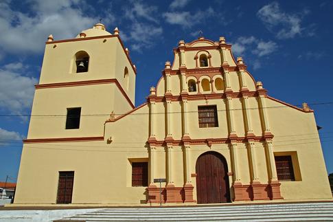 Iglesia Parroquial de San Juan Bautista de Subtiva