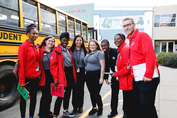 In School Photographs - City Year Buffalo 2019