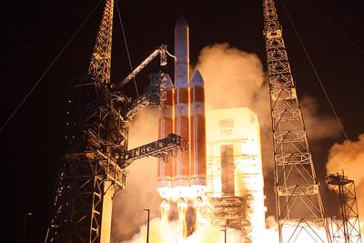 Parker Solar Probe (Delta IV Heavy)