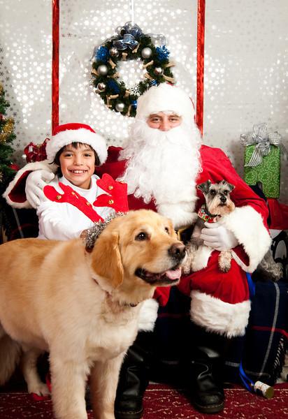 Santa Paws Dec 12th