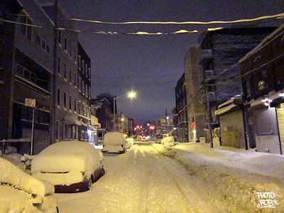 Morning Snow Jan 27, 2011