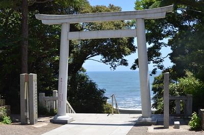 Isozaki Jinja Shrine