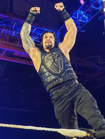 Roman Teigns - WWE Live Birmingham (May 2019)