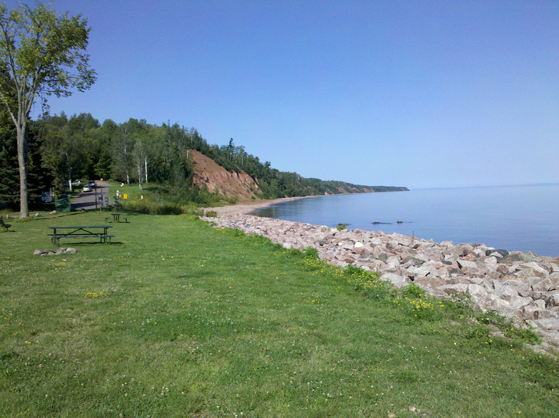 Lake Superior east of Ashland