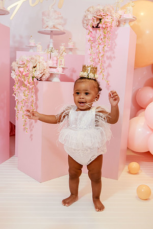 Amiyah's 1st Birthday