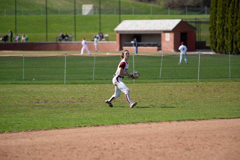 Softball v Westminster