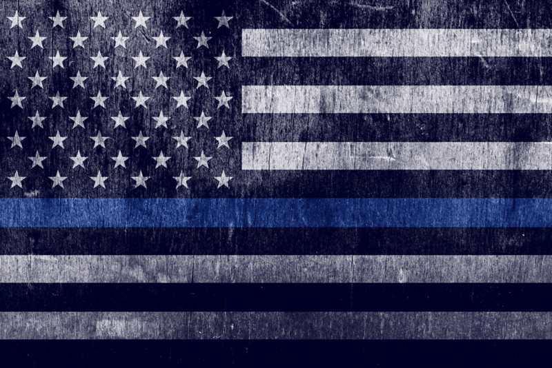 Thin blue line flag.png