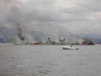 Cape  Breton Sinking