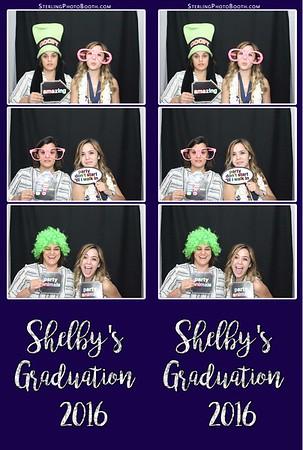 Shelby's Graduation 2016