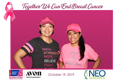 ACS Making Strides Against Breast Cancer 2019