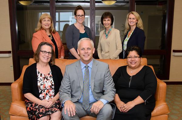 10-15-15 Board and staff