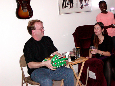 Alex's Holiday Party '05
