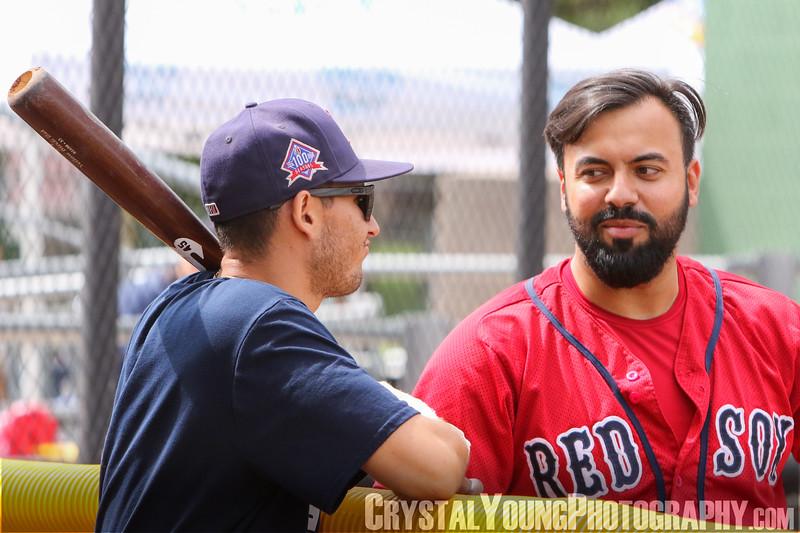 Brantford Red Sox at Burlington Herd July 28, 2018