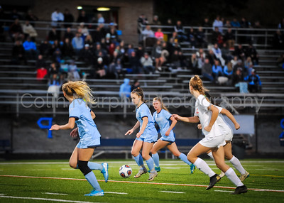 11.2.19 Chesapeake girls soccer vs. Rockville 3A quarters