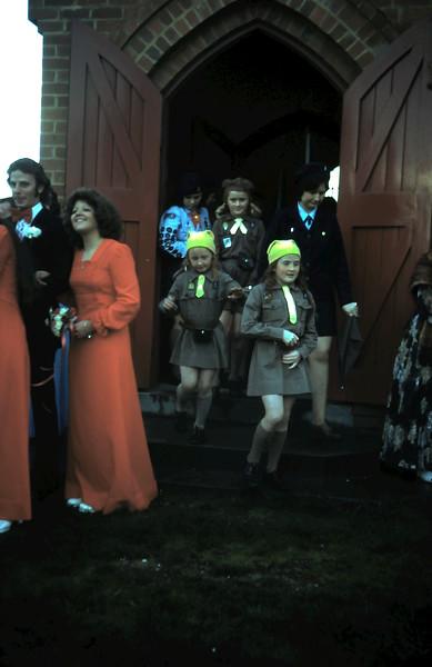 1975-6 (9) Walker-Glenn wedding. Susan 9yrs.JPG
