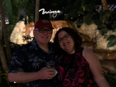 20th Wedding Anniversary in Las Vegas