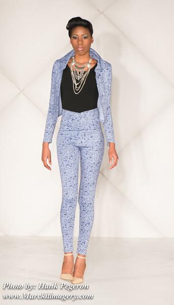 Brooklyn Fashion Week w/ IKHONIC