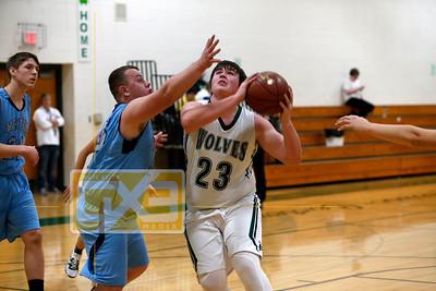 High School Boys' Basketball 2019-20