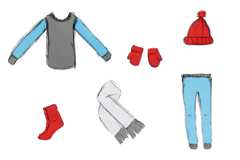 svalbard clothing