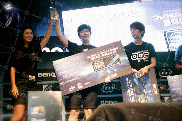 Intel Extreme Masters Sao Paulo 2012