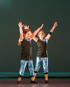 January 2008 - Julia's Dance Recital