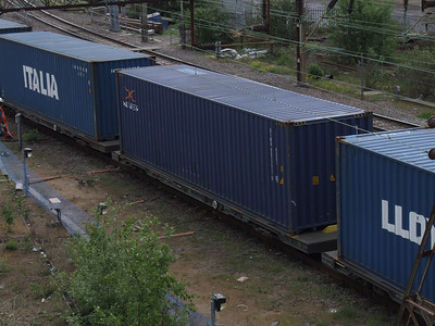 Container Code X