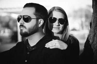 Elizabeth and Kyle