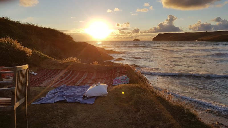 Lazy days - July 2018, Polzeath