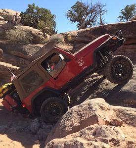 Easter Jeep Safari 2015