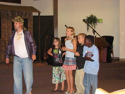 Kids Crusade 2008 - Night 2