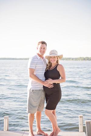 Matt + Lindsey Maternity