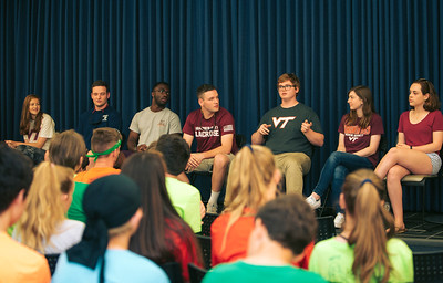 Alumni Panel for 8th Grade