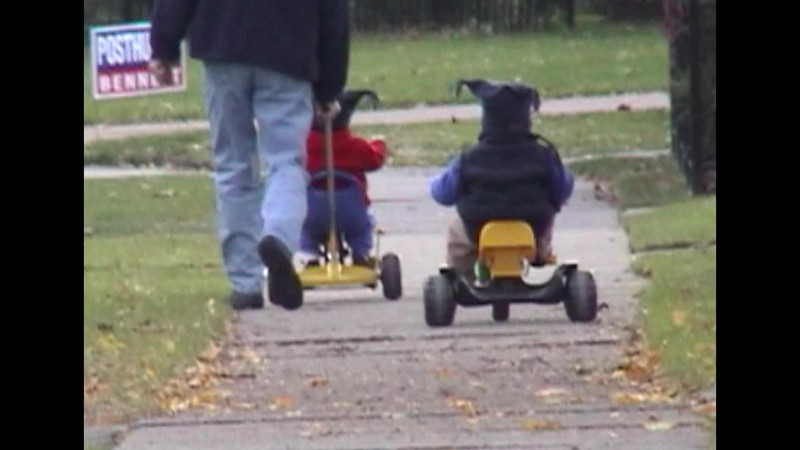 Riding Tricycles.mp4