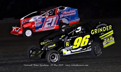 Cornwall Motor Speedway - 5/19/19 - Rick Young