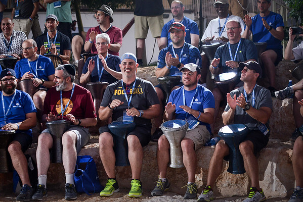 10 years of guys Israel trips