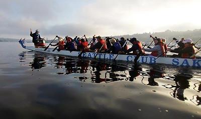 Dragon Boating 2005