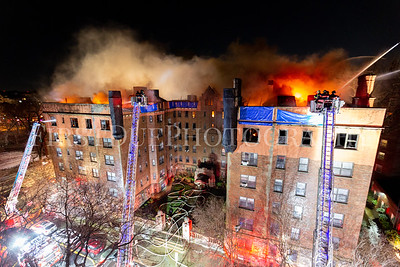 Yonkers General Alarm: 15 Parkview Ave. 12 March 2019