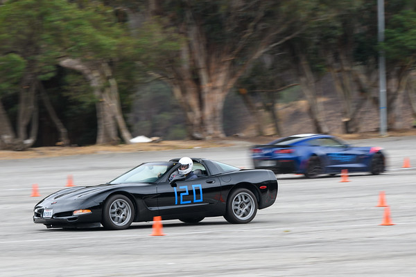 2020 Cow Palace Autocross - July