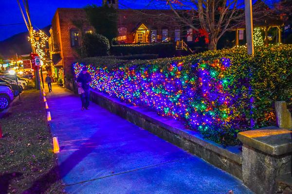 Clayton Christmas Lighting - 11-25-16
