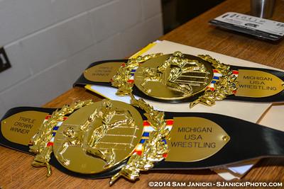 2014 Michigan USA Wrestling Triple Crowns