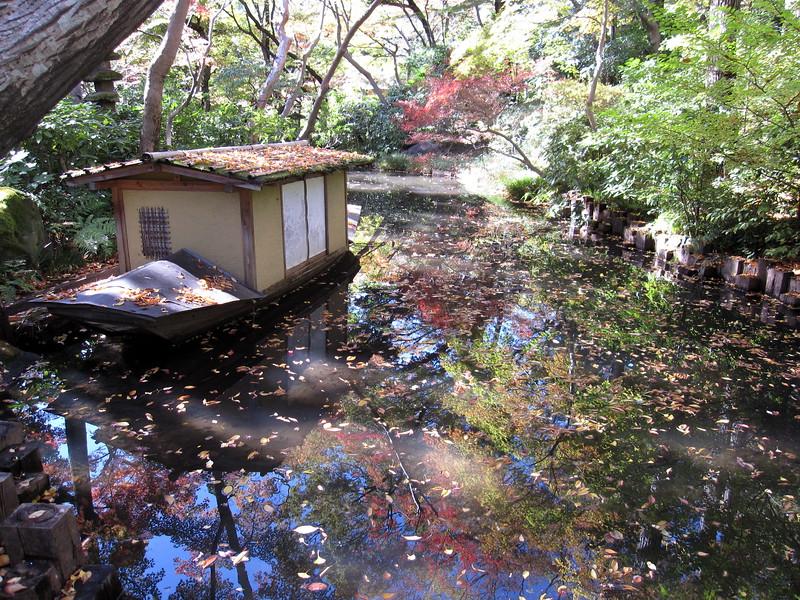 Nezu Museum, Aoyama