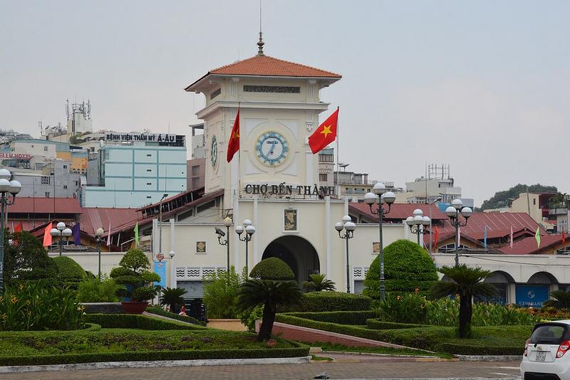 Ben Tánh Market (HCMC, Vietnam 2016)